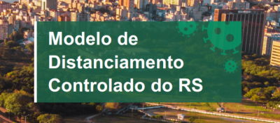 RECEPCIONA O SISTEMA DE DISTANCIAMENTO CONTROLADO