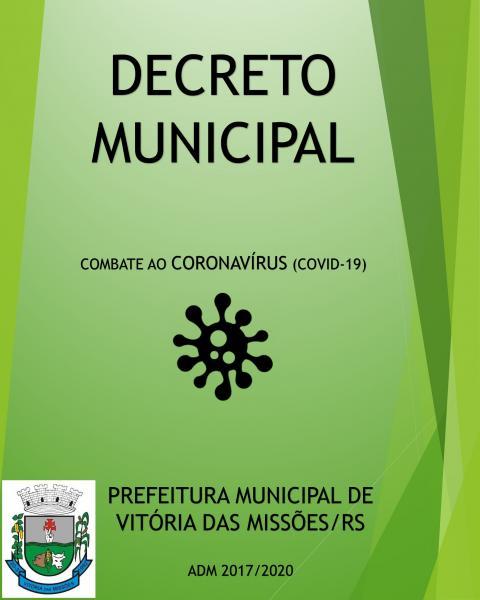 DECRETO MUNICIPAL Nº 2.247/2020