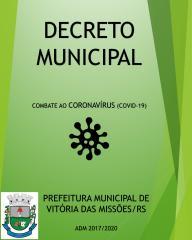 DECRETO MUNICIPAL Nº 2.250/2020