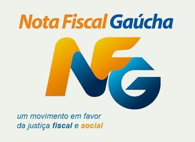 Logotipo do serviço: Nota Fiscal Gaúcha